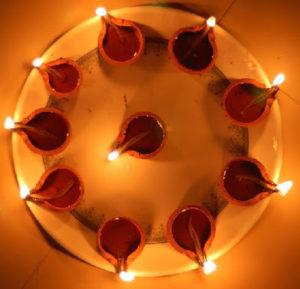 2018 Online shopping of Diwali